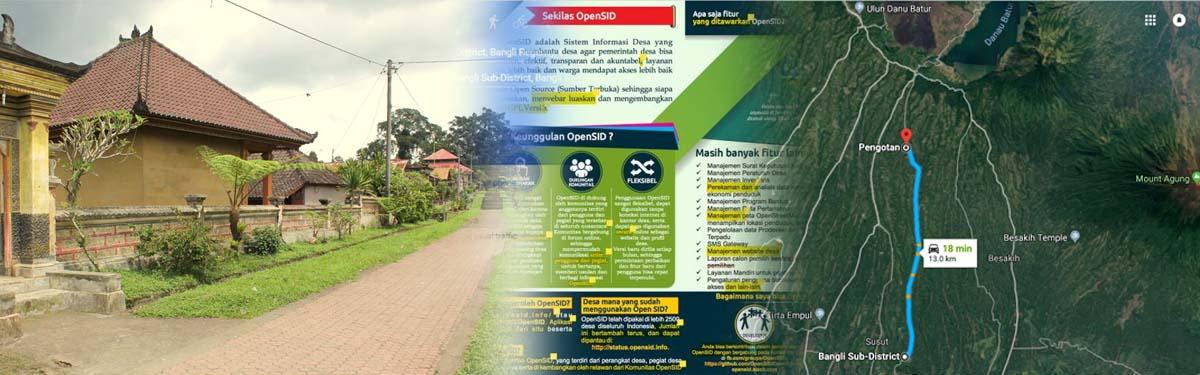 Pemdes Pengotan Kembangkan Website Desa Berbasis OpenSID