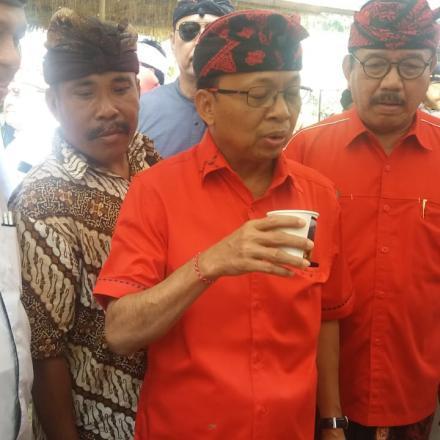 Kunjungan Gubernur Bali