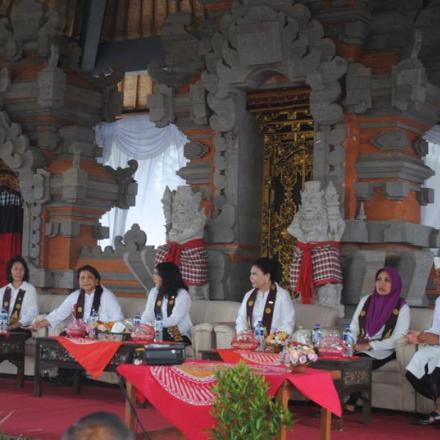 Sosialisasi Konvergensi pencegahan Stunting di Desa