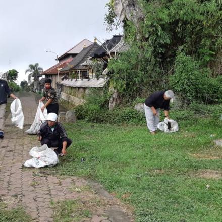 Jumat Bersih Desa Pengotan
