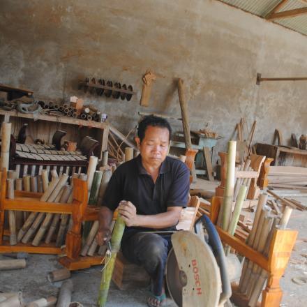 Album : Keterbatasan Bukan Menjadi Halangan Untuk Bekerja